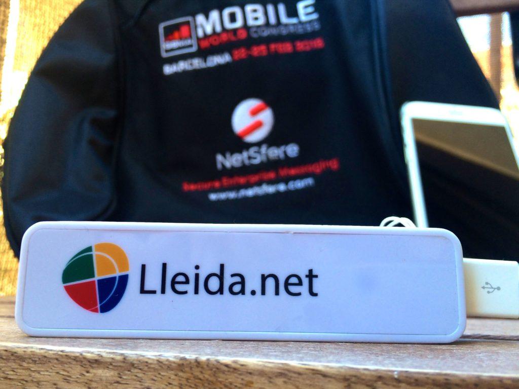 Powerbank personalizado de Lleida
