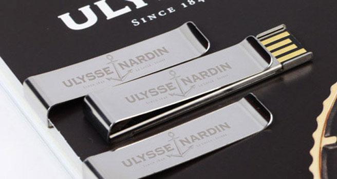 USB originales Metalclip