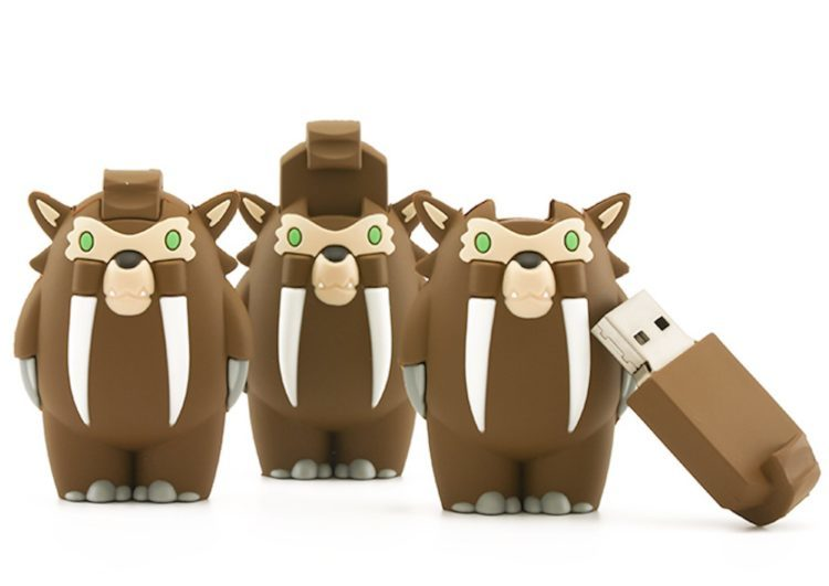 Memoria USB en 3D personalizada