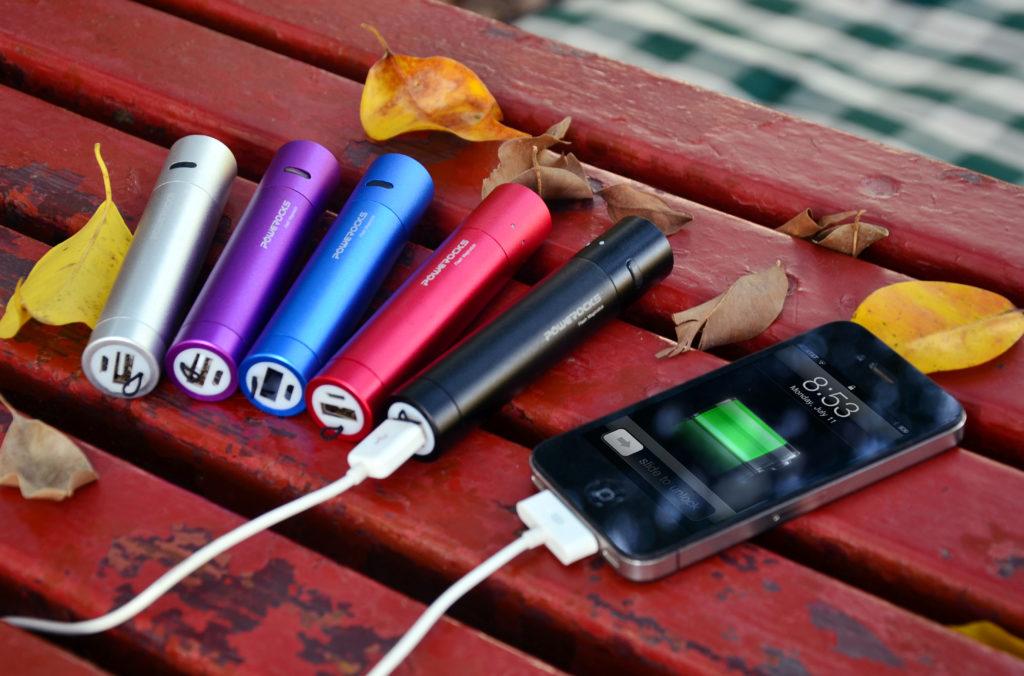 Powerbank personalizados para cargar el móvil