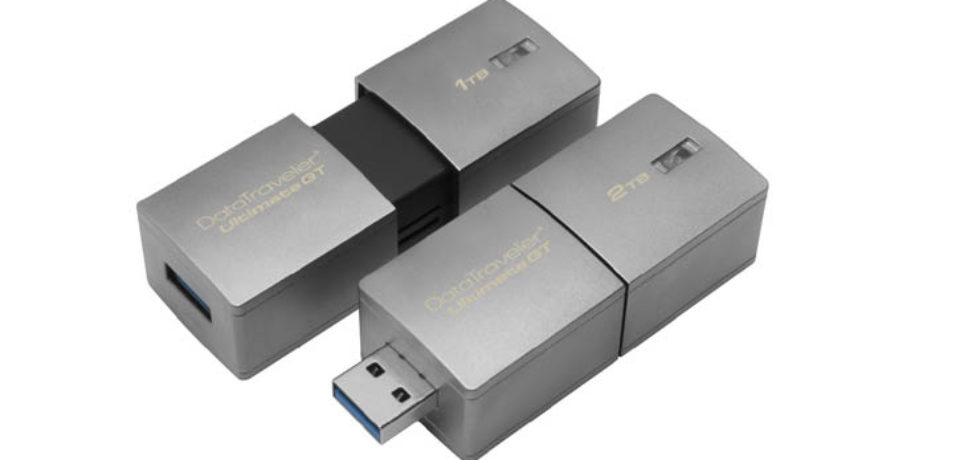 La memoria USB con más capacidad del mundo: conoce todos los detalles del nuevo pendrive de Kingston