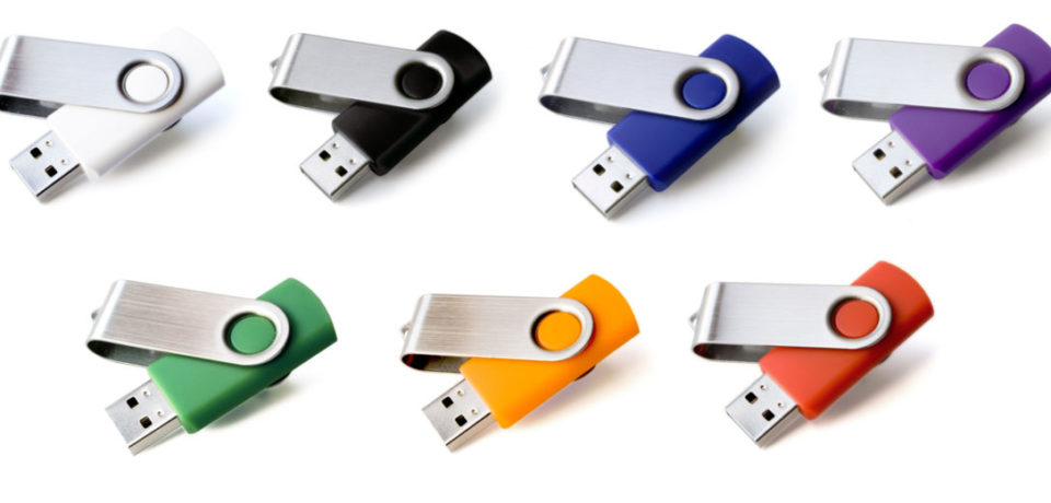 Por qué sigue el USB techmate líder en el ranking de las memorias externas personalizadas más vendidas