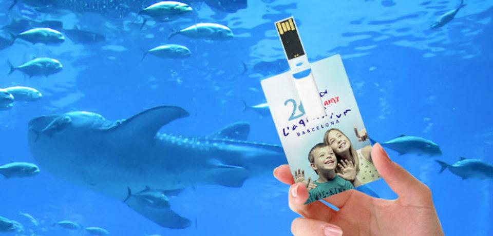 El USB personalizado omnipresente: no hay sector profesional que no se haya rendido a sus encantos