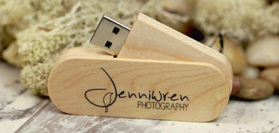 USBs personalizados para fotógrafos: la oportunidad de hacer marca
