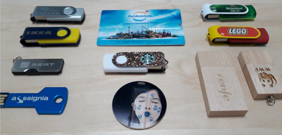 Imprimir USB personalizados: cinco técnicas infalibles