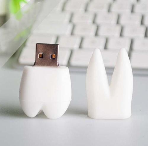 USBs personalizados para dentistas: ¿por qué son tendencia?