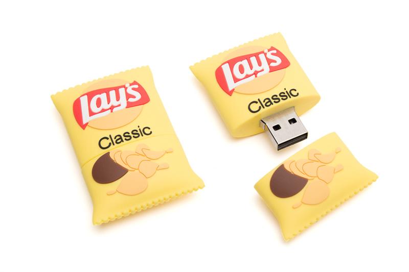 USB publicitario en 2D