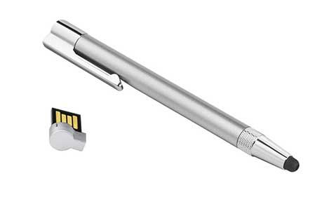 Bolígrafo usb exclusivo para publicidad
