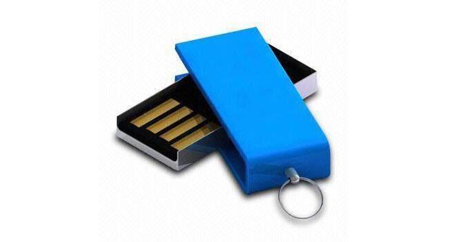 memoria usb personalizada reciclada