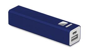 Powerbank Poweralu color Azul Oscuro