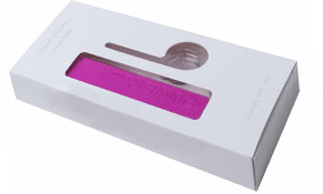 Caja estandar usb power bank personalizado