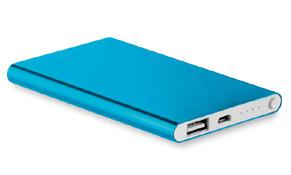 Powercar alu color Azul Claro