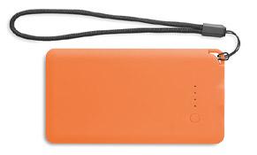 Powerbank Powercard Naranja