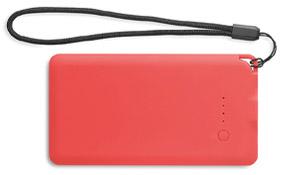 Powerbank Powercard Rojo