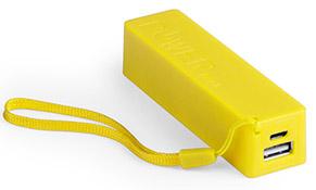 Powerbank Powercolor color Amarillo