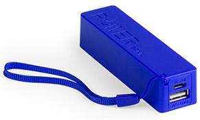 Powerbank Powercolor color Azul