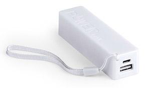 Powerbank Powercolor color Blanco