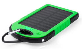 Powerbank Powerextreme color Verde