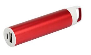 Powerbank Powerhook color Rojo