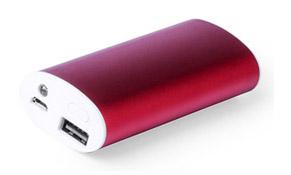bateria portatil personalizada barata