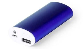Powerbank Powerled color Azul