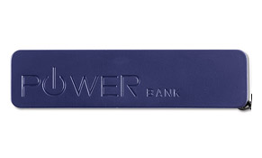 Powerbank Mate color Azul
