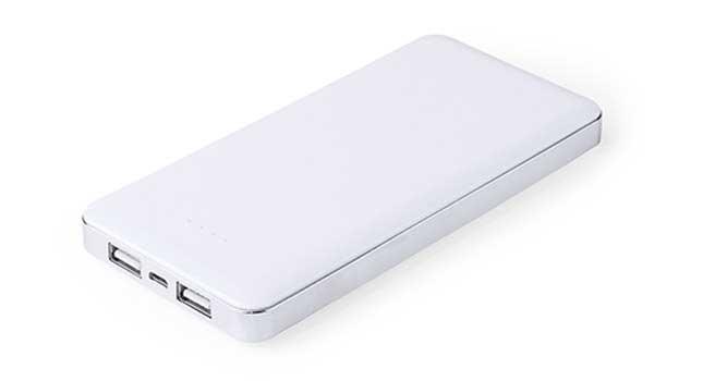 batería externa publicitaria 10.000 mAh