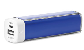 Powerbank Poweralu color Azul