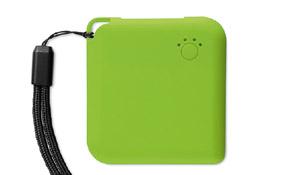 Powerbank Tech color Verde
