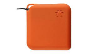 Powerbank Tech color Naranja