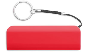 Powerbank PowerTone color Rojo