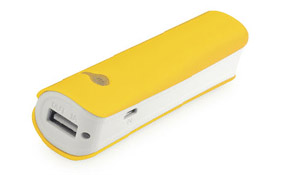 Powerbank Powertrend color Amarillo