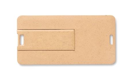 Tarjetas USB ecológicas pequeñas personalizadas