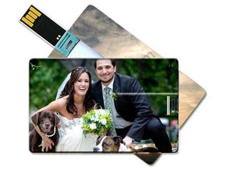 tarjeta usb para bodas