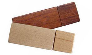 USB Bamboo Madera Clara