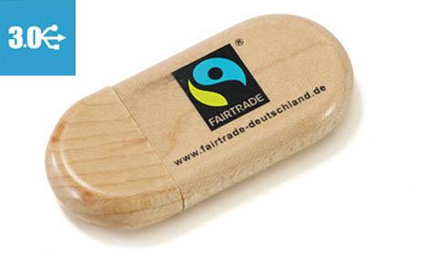 pendrives ecológicos 3.0 de madera