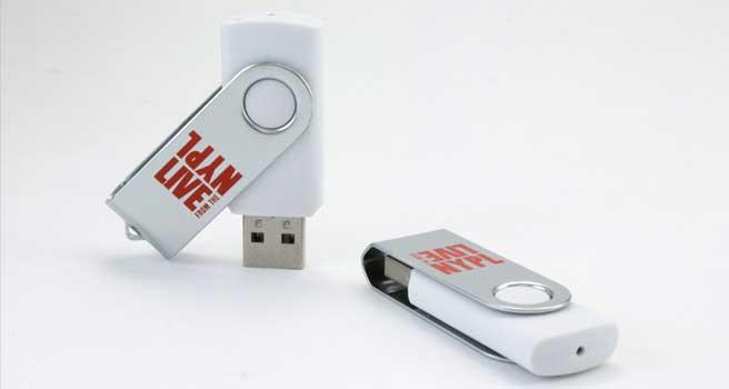 memoria usb empresa Techmate 3.0