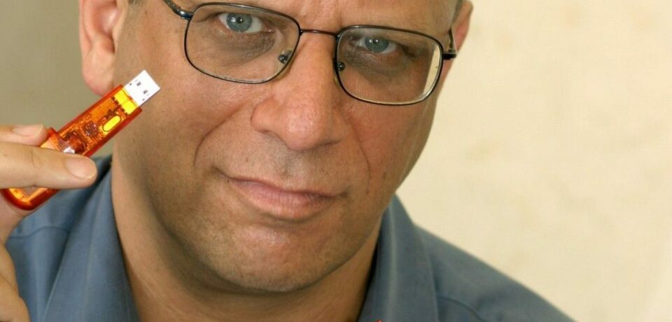 Dov Moran creador de la primera memoria usb de la historia