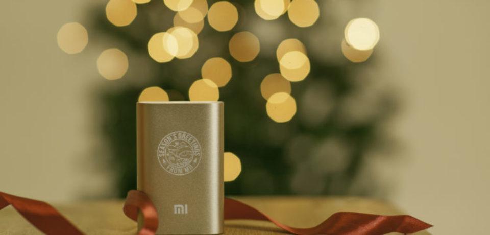 El powerbank personalizado, regalo estrella de esta Navidad
