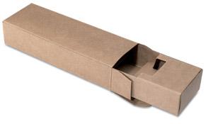 Caja de cartón para pendrive