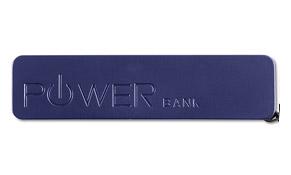 Powerbank Mate color Azul